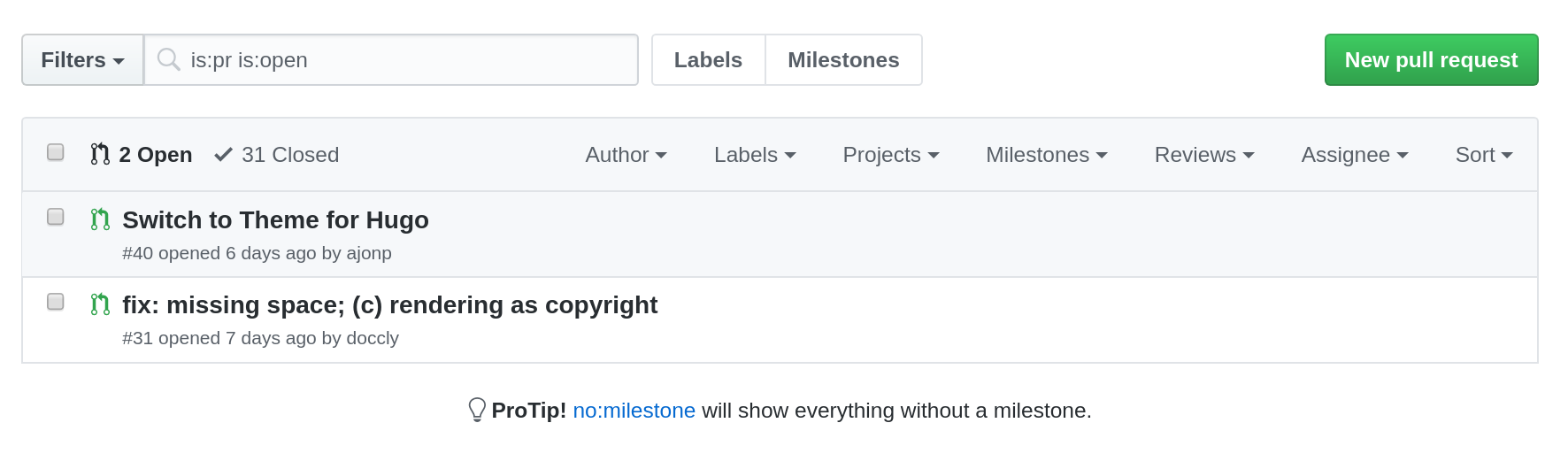 How to Participate on Github