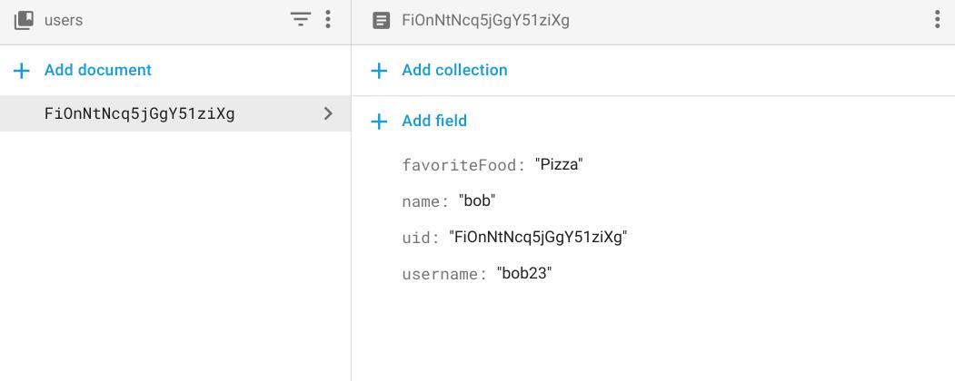 Google OAuth with @angular/fire
