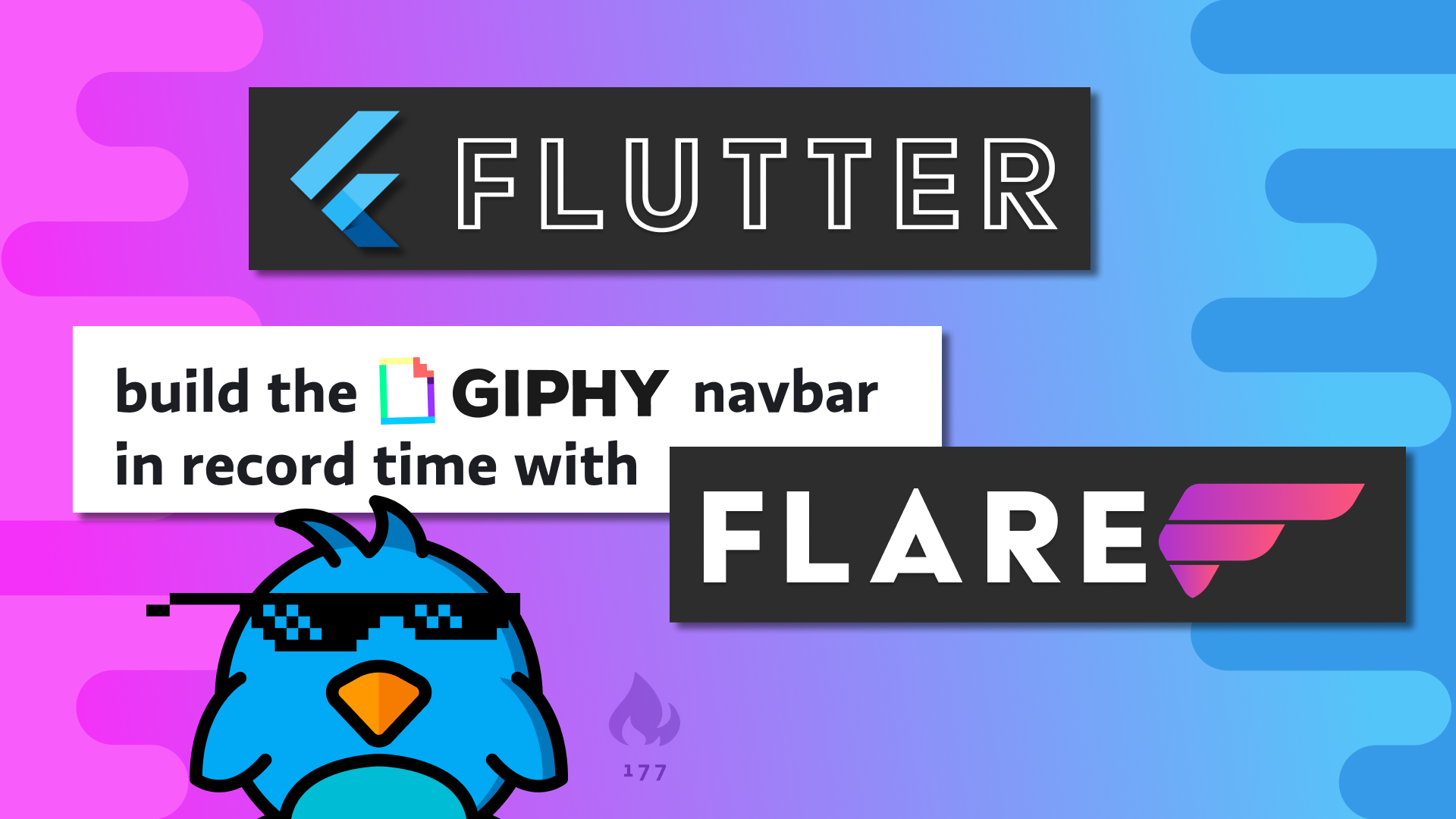Flutter Flare 2D Animation Basics