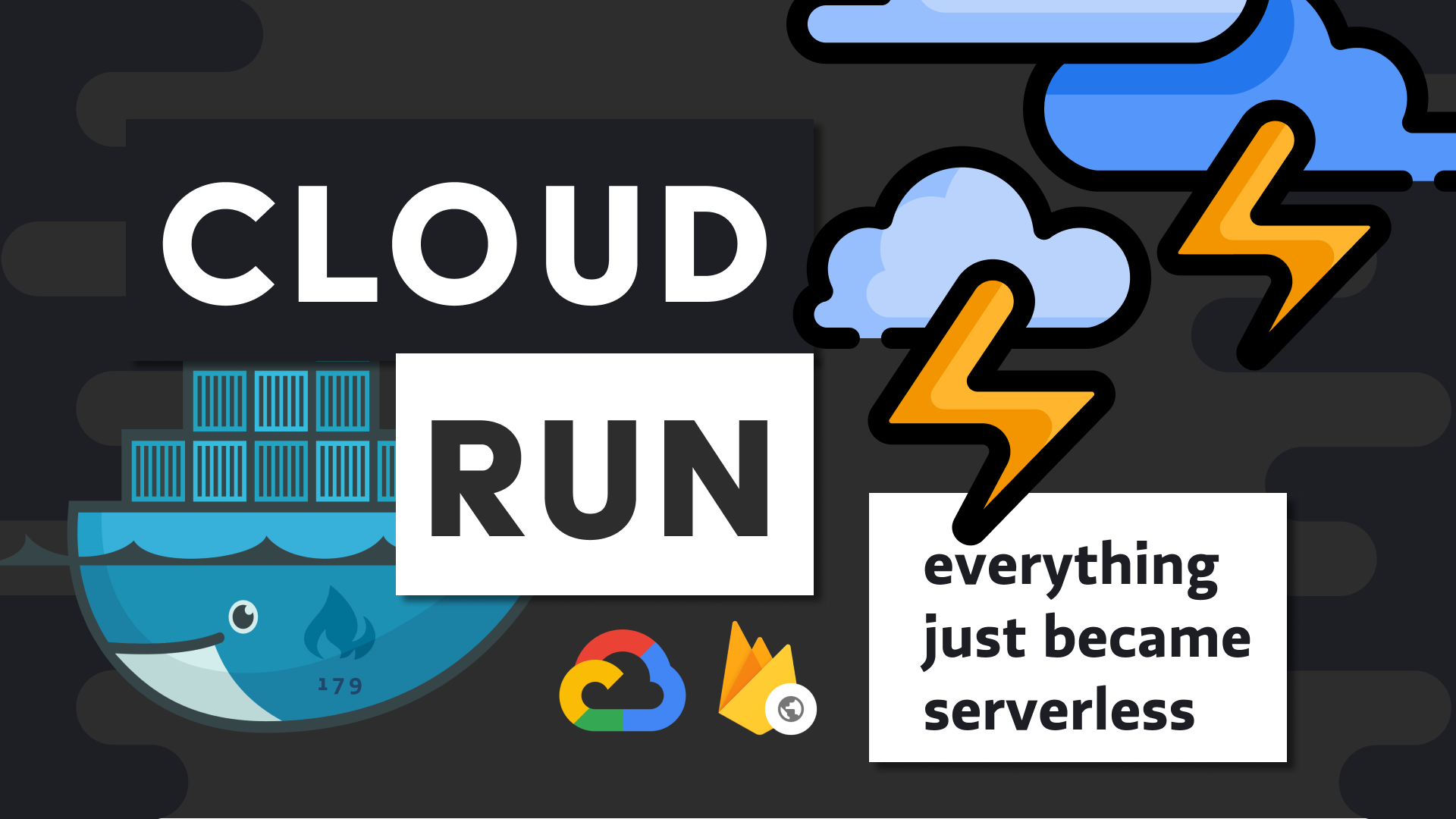 Firebase Microservices With Cloud Run