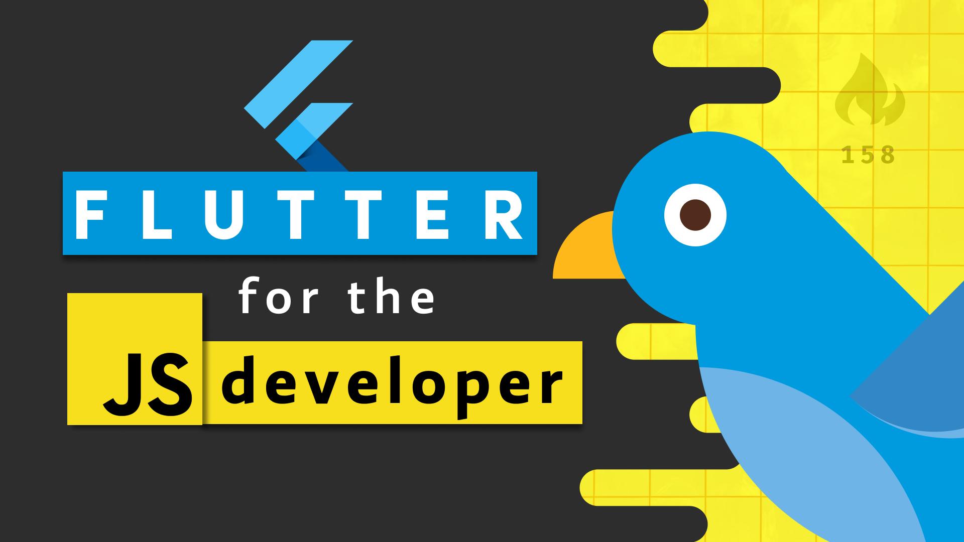 Flutter for JavaScript Developers