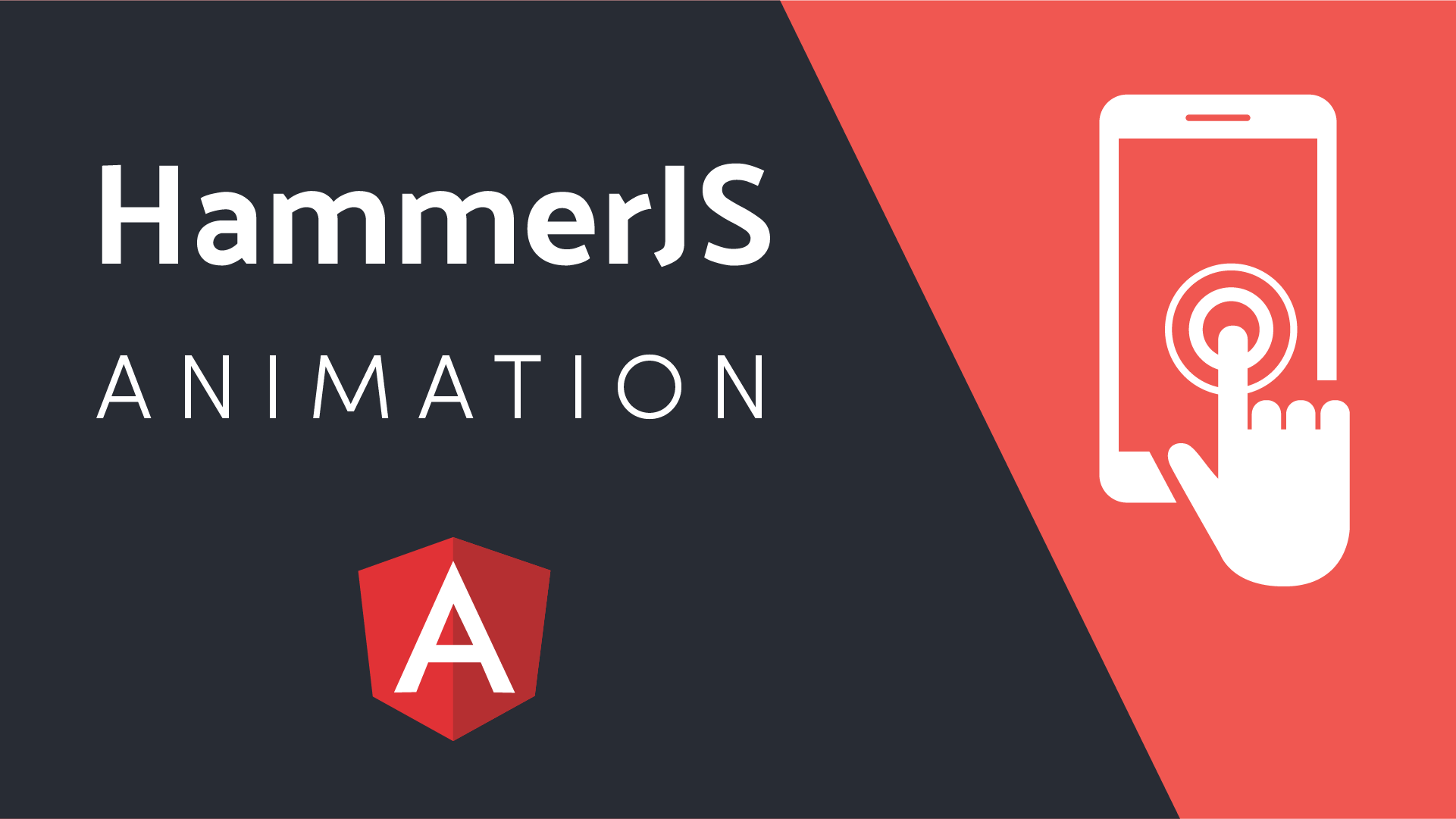 Mobile Touch Animation With Hammerjs