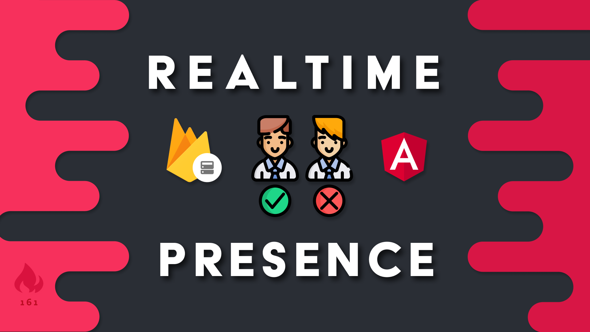 Realtime Presence with Angular + Firebase